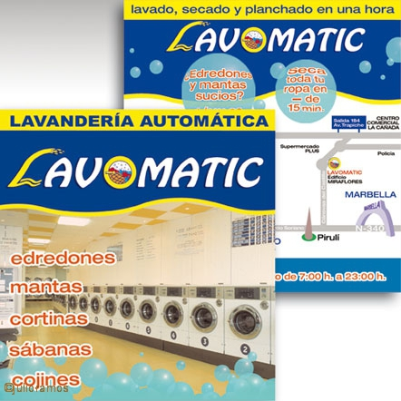 flyer Lavomatic